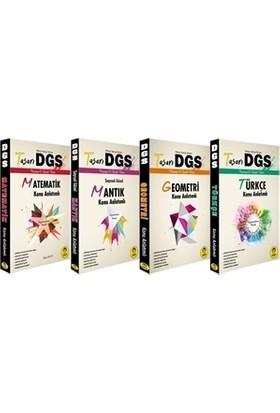 DGS Konu Anlatımlı 2020 (4 Kitap Takım)