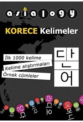 Asialogy Korece Kelimeler
