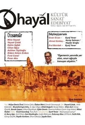 Hayal Kültür Sanat Edebiyat Dergisi: 62 (Temmuz-Ağustos-Eylül) 2017