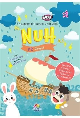 Hz. Nuh (a.s) ve Gemisi - Peygamberlerimizi Tanıyalım Sevelim Serisi 2