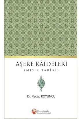 Aşere Kaideleri (Mısır Tariki)