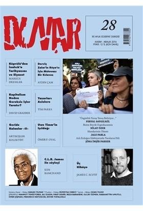 Duvar Dergisi Sayı: 28 / Kasım - Aralık 2016