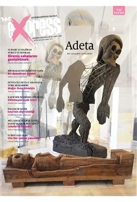 Express Dergisi Sayı: 169 Haziran - Temmuz - Ağustos 2019