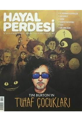 Hayal Perdesi İki Aylık Sinema Dergisi Sayı: 55 Kasım-Aralık 2016