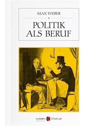 Politik Als Beruf
