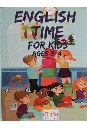 English Time For Kids Ages 3 - 4