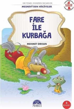 Fare İle Kurbağa - 1. Sınıf Mesneviden Hikayeler