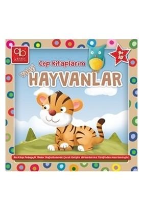 Q Bebek Cep Kitaplarım Vahşi Hayvanlar