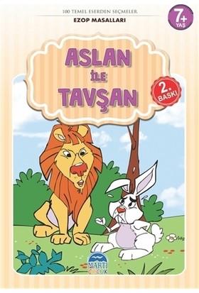 Aslan ile Tavşan - Ezop Masalları