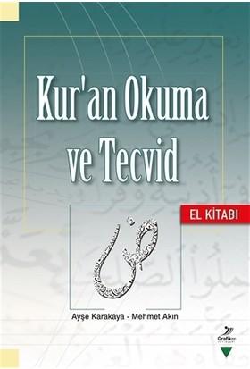 Kur'an Okuma ve Tecvid - El Kitabı
