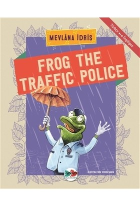 Frog The Traffic Police