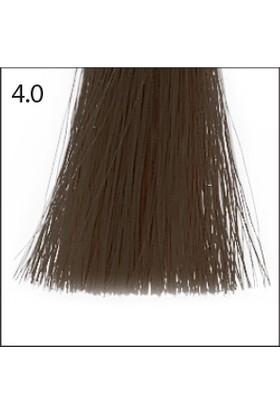 Baco Kalıcı Saç Boyası 4.0 Orta Kahve