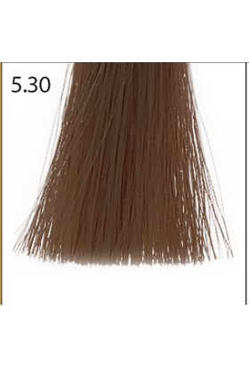 Baco Kalıcı Saç Boyası 5.30 Açık Kahve Dore