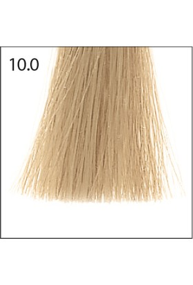 Baco Kalıcı Saç Boyası 10.0 Platin Sarı
