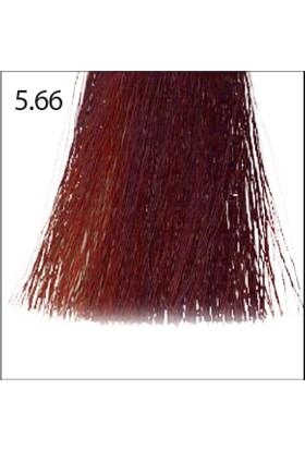 Baco Kalıcı Saç Boyası 5.66 Açık Kahve Yoğun Kızıl