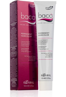 Baco Kalıcı Saç Boyası Sk 10.0 Silkera Platin Sarı