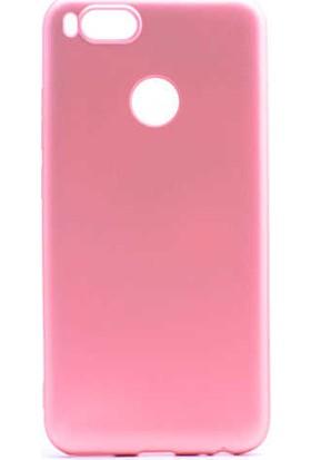 89 Go Xiaomi Mi 5x Silikon Kılıf Rose Gold