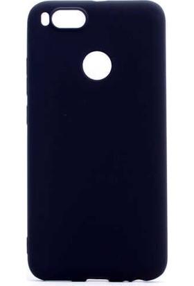 89 Go Xiaomi Mi 5x Silikon Kılıf Siyah