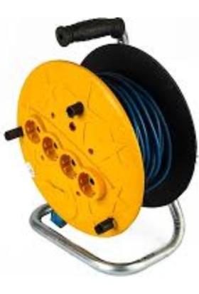 Welder Makaralı Uzatma Kablo