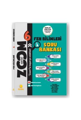 Günay Yayınları 6.Sınıf Zoom Soru Bankası Kitap Fen Bilimleri
