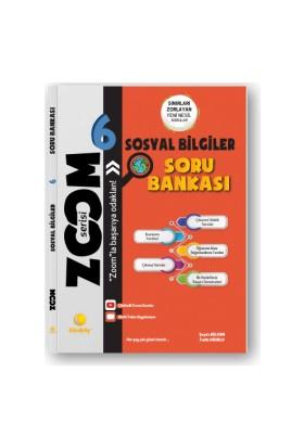 Günay Yayınları 6.Sınıf Zoom Soru Bankası Kitap Sosyal Bilgiler