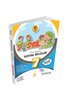 Günay Yayınları 7.Sınıf Sosyalhane Etkileşimli Kitap Sosyal Bilgiler