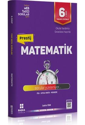 Başka Yayınları 6.Sınıf Matematık Yeni Nesil Soru Kitabı