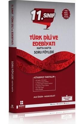 Başka Yayınları 11.Sınıf Türk Dili Ve Edebiyatı K.Ö. Soru Föyleri