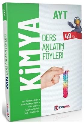 Ayt - Kimya Ders Föyü
