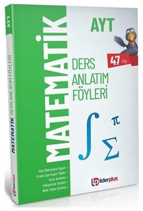 Ayt - Matematik Ders Föyü