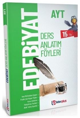 Ayt - Türk Dili Ve Edebiyat Ders Föyü