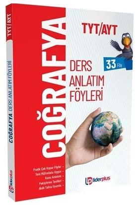 Tyt - Ayt - Coğrafya Ders Föyü