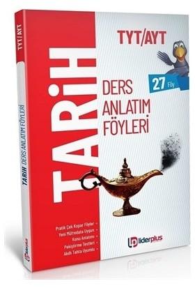 Tyt - Ayt - Tarih Ders Föyü