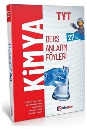 Tyt - Kimya Ders Föyü