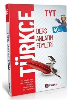 Tyt - Türkçe Ders Föyü
