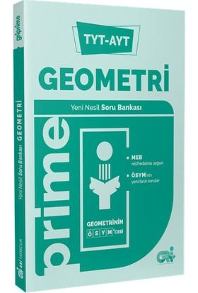 Gri Yayıncılık Geometri Tyt-Ayt Soru Bankası