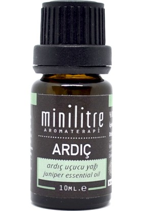 Minilitre Ardıç Yağı 10 ml