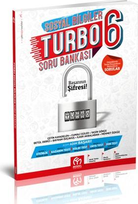 Model Eğitim Yayıncılık 6. Sınıf Sosyal Bilgiler Turbo Soru Bankası