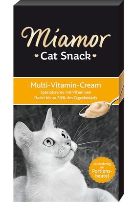 Miamor Cream Multi-Vitamin Tamamlayıcı Ek Besin 6 x 15 gr