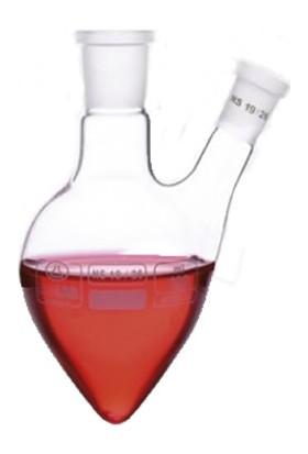 Hepak Balon Kalp Tipi Ns 29/32 50 ml