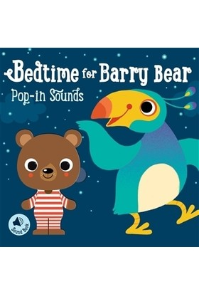 Bedtime for Barry Bear - Pop in Sounds