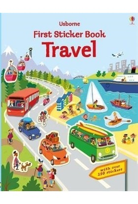 Travel - First Sticker Book