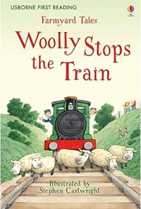Woolly Stops the Train - Farmyard Tales