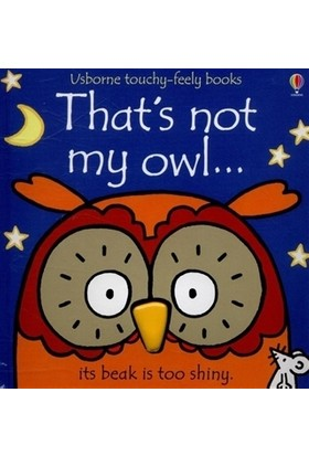 That's not My Owl