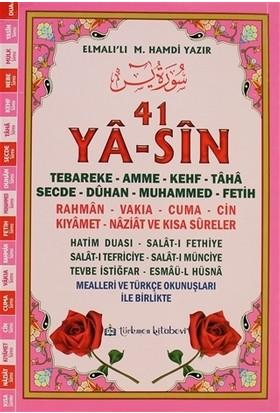 41 Ya-sin (Kod: YAS003)