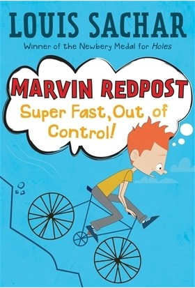 Super Fast, Out of Control! - Marvin Redpost