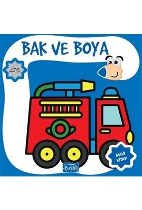 Bak ve Boya Mavi Kitap