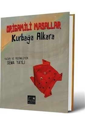 Origamili Masallar - Kurbağa Alkara