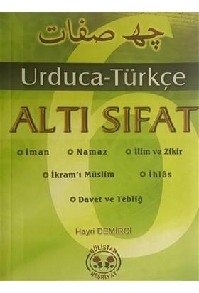 Altı Sıfat Urduca-Türkçe
