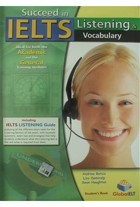 Succeed in IELTS - Listening and Vocabulary